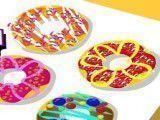 Angela receita de donuts