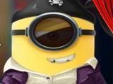 Vestir fantasias do Minion