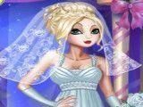 Apple White noiva