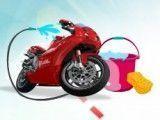 Limpar moto