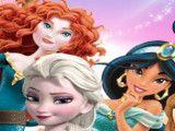 Nomes das princesas da Disney