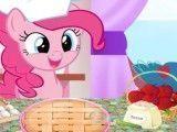 Pinkie Pie torta de maçã