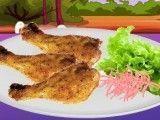 Receita de coxa de frango