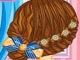 Noiva fazer penteado