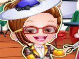Vestir estilista bebê Hazel