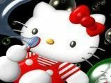 Hello Kitty quebra cabeça