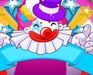 Encontre as diferenças do circo