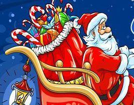 Erros no cenário do Papai Noel