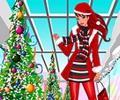 Escolher um super look e bolsa para o Natal da garota
