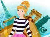 Cinderela em Paris moda