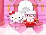 Hello Kitty decorar castelo