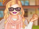 Barbie moda passear