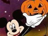 Memória de Halloween do Mickey