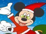 Vestir Mickey Papai Noel