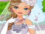 Compras de vestido da noiva