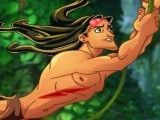 Tarzan cuidar do machcados