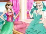Elsa e Anna moda