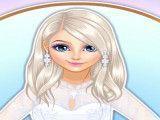 Elsa noivinha fashion
