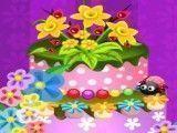 Bolo primavera decorar