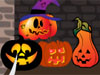 Vender abóbora para Halloween