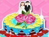 Preparar bolo de casamento