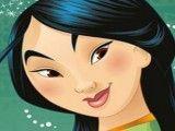 Princesa Mulan jogo da memória