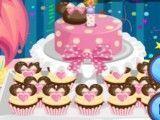 Festa de aniversário da bebê