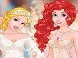 Noivas princesas vestidos