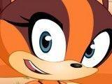 Roupas da namorada do Sonic