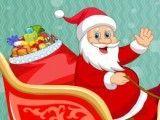 Lavar roupas de Papai Noel