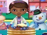 Panquecas da Doutora Brinquedos