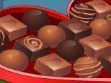 Decorar caixas de chocolate