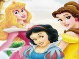 Jogo dos erros princesas