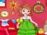 Limpar casa da Sofia natal