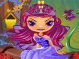 Fada princesa maquiagem