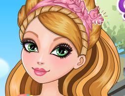 Fazer maquiagem da Ashlynn Ella