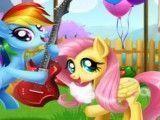 Festa na fazenda My Little Pony