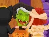 Fazer porções da bruxa