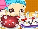 Receitas de doces da Hello Kitty