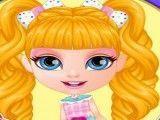 Decorar mochila da bebê Barbie