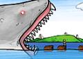 Fugir do tubarão