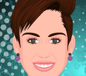 Hannah Montana salão de beleza