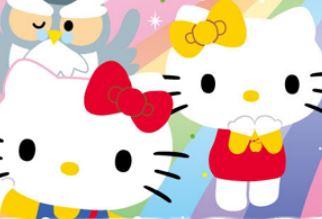 Hello Kitty atirar bolas