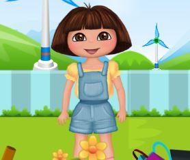 Jardineira Dora