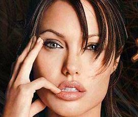 Jogo da memória cartas da Angelina Jolie