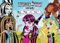 Jogo da memória das Monster High