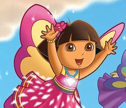 Jogo das diferenças da Dora