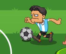 Jogo de futebol Copa do Mundo