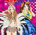 Jogos de Vestir Carnaval