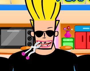 Johnny Bravo no dentista